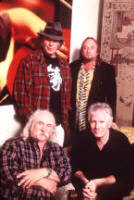 Crosby, Stills, Nash & Young - booking information