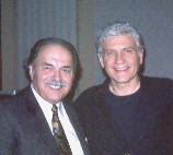 Richard De La Font with Dennis DeYoung -- 2004 - booking information