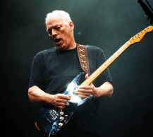 David Gilmour - booking information