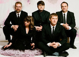 The Decemberists - booking information