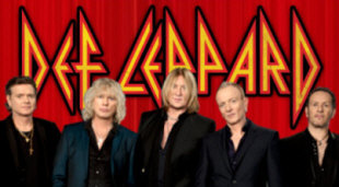 Def Leppard - booking information