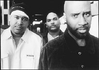 De La Soul - booking information
