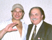 David Lee Roth with Richard De La Font - booking information