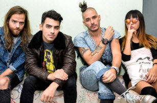 DNCE - booking information