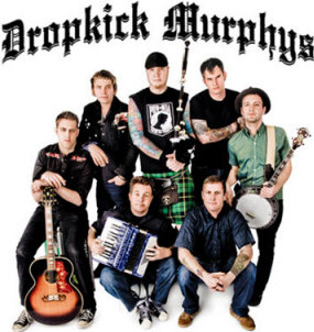 Dropkick Murphys - booking information