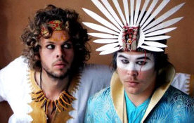 Empire of the Sun - booking information
