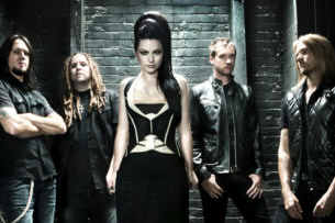 Evanescence - booking information