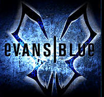 Evans Blue - booking information
