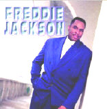 Freddie Jackson - booking information
