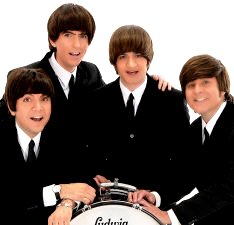 The Fab Four - booking information