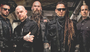Five Finger Death Punch - booking information