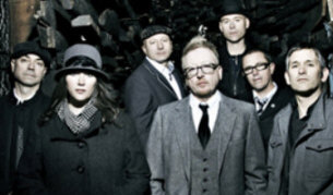 Flogging Molly - booking information