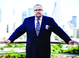Fred Hammond - booking information