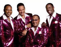 The Four Tops - booking information