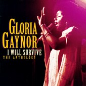 "Gloria Gaynor album:  ""I Will Survive - The Anthology"" - booking information"