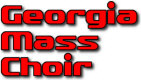 Georgia Mass Choir - booking information