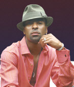 Ginuwine - booking information