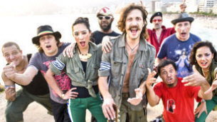Gogol Bordello - booking information