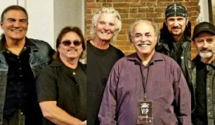 Grand Funk Railroad with Richard De La Font
