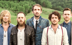 Green River Ordinance - booking information