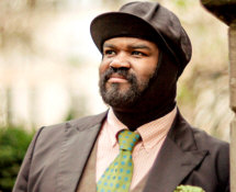 Gregory Porter - booking information