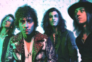 Greta Van Fleet - booking information
