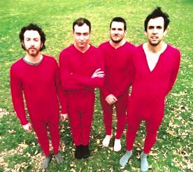 Guster - booking information