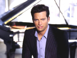 Harry Connick Jr - booking information