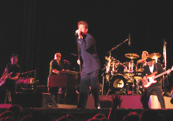 Huey Lewis and the News - booking information  -- photo courtesy of Steve Hayter