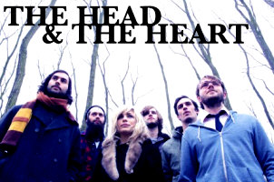 The Head and The Heart - booking information