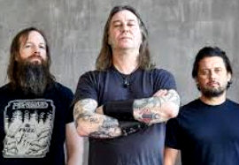 High on Fire - booking information