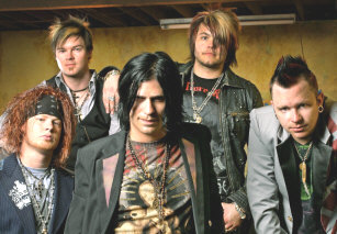 Hinder -- booking information
