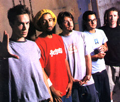 Incubus - booking information