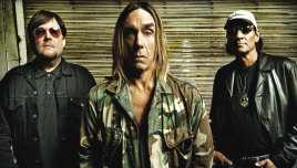 Iggy Pop and The Stooges - booking information