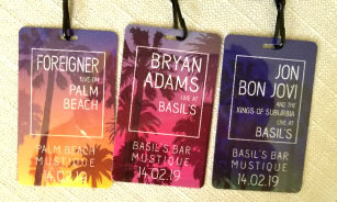 Foreigner, Bryan Adams, Jon Bon Jovi - booking information