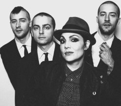The Interrupters - booking information