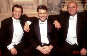 The Irish Tenors - booking information
