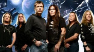 Iron Maiden - booking information