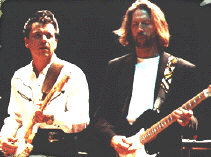 Jimmie Vaughan with Eric Clapton - booking information