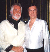 Kenny Rogers with Jay White