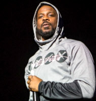 Jay Rock - booking information