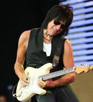 Jeff Beck - booking information