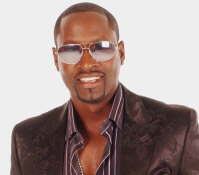 Johnny Gill - booking information