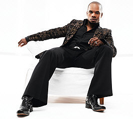 Kirk Franklin - booking information