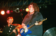 Kentucky Headhunters, Richard Young -- photo courtesy of Jack Terry - booking information
