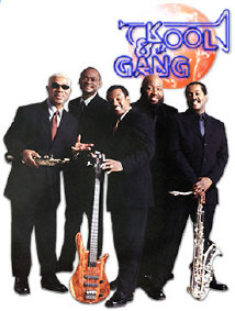 Kool & the Gang - booking information