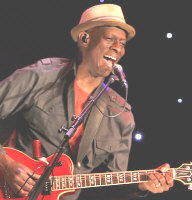 Keb' Mo' -- booking information