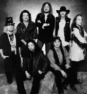1997 Lynyrd Skynyrd - booking information