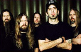 Lamb of God - booking information