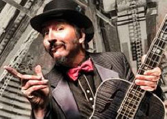 Les Claypool - booking information